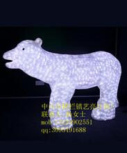灯熠led北极星造型灯,led北极熊造型灯