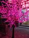 户外景观照明灯,led梨花树景观灯