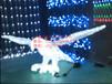 户外造型装饰灯,小鸟飞舞造型灯