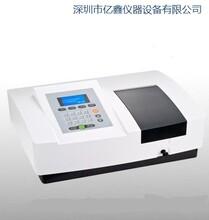 大屏幕掃描型可見分光光度計,分光光度計供應商,分光光度計貴不圖片