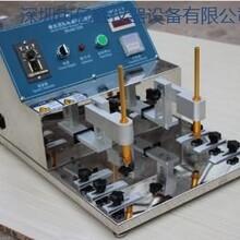 耐磨试验机,TABER耐磨试验机,酒精耐磨试验机,亿鑫仪器供图片