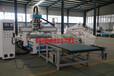 安徽淮南双工序钻包开料机多少钱一台双主轴带排钻上下料价格双工位双工序钻包