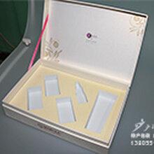 安徽广印彩印创意设计专版生产化妆品套装礼盒金银卡纸面膜包装盒图片