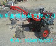 小型柴油10马力手扶微耕机特点田园开沟机优势多功能旋耕机图片