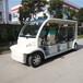 直销郑州6座电动观光车,工厂接送游览车,度假村代步车