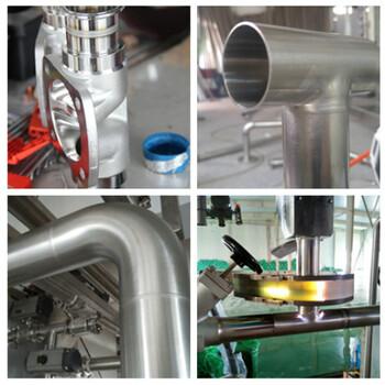 U型弯管插接焊管道自动焊机
