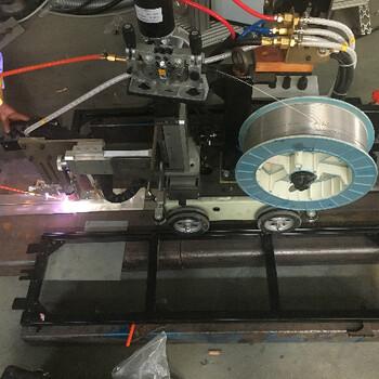 便攜式直縫自動焊接機設備