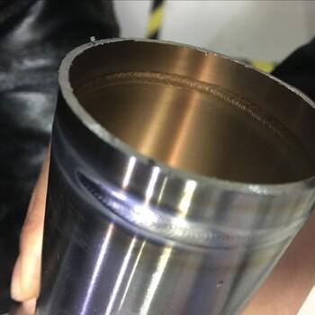 小型野外施工夹钳式管道自动焊机