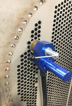 加絲焊不銹鋼管板自動焊機不銹鋼管板自動送絲焊機