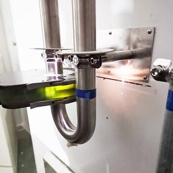 上海奉賢醫院管道焊接不銹鋼管自動封閉式焊機