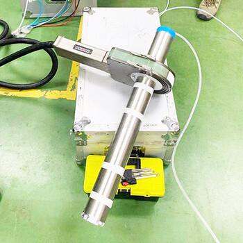 上海施工現場不銹鋼小管自動自溶環焊縫氬弧焊接機