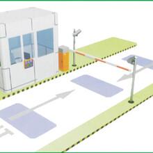 小区智能停车场系统停车场设备车牌识别系统