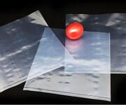 厂家直销pe平口袋透明塑料袋自粘袋通用pe包装袋logo定制沿线袋图片