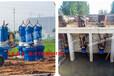 井筒式轴流泵不锈钢304材质/600QZ轴流泵专用