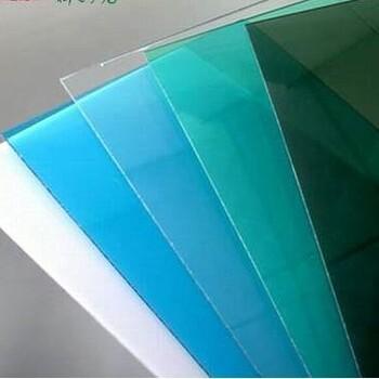 陕西湖蓝耐力板陕西湖蓝PC耐力板陕西蓝色耐力板