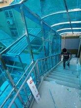 采光顶更换防紫外线耐力板陕西拜珥塑料厂家保证不开裂不变形图片