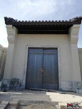 西安真铜门咸阳别墅铜门厂家直销,好铜门,天卓造图片