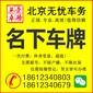 北京车牌租赁哪家公司比较正规靠谱呢?图片