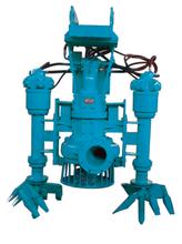 渣浆泵-液压渣浆泵/挖机渣浆泵图片