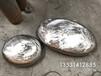 304鏡面不銹鋼鵝卵石雕塑廠家專業定做報價