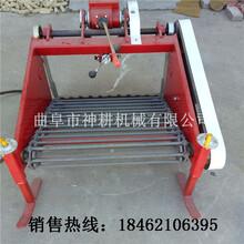 70型手扶土豆黄姜收获机生产厂家挖洋芋的机器图片