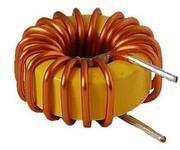 环型铁硅铝大功率电感磁环电感工字电感厂家直销生产插件磁环电感猛锌环形电感T953-380UH磁环电感环型磁环图片