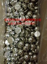 电动电阻电镀锡球、无铅高纯锡球、小锡球价格、高精密电镀锡球图片