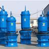 农业水利项目潜水泵QZ轴流泵大流量潜水轴流泵