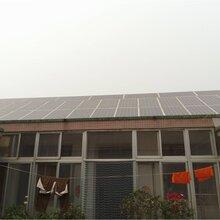 屋顶太阳能发电系统10kw