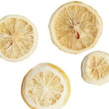 康柠源柠檬干片普通级图片