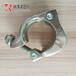 廠家生產日式沖壓扣件日式單扣建筑扣件鍍彩鋅現貨供應
