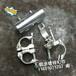 現貨供應英式沖壓外接扣件鍍鋅對接扣件腳手架接頭扣件