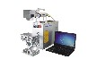 厂家直销光纤激光打标机柔性加工可私人订制质量保证