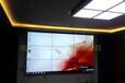 新疆事业单位液晶拼接屏会议室大屏显示系统