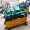鐵絲倒角機-燒烤簽磨尖機成型機器-不銹鋼絲磨尖機