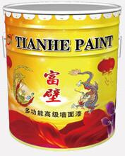 冨壁乳胶漆新型水性健康环保乳胶漆厂家直销天荷净味乳胶漆修改本产品采购属于商业贸易行为
