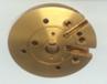 SMT钻孔机配件金色安装座