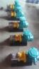 ZLCL蒸馏分子驱动磁力泵无泄漏泵