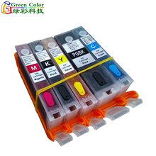 适用佳能TS5060填充墨盒670671打印机填充连供墨盒厂家图片