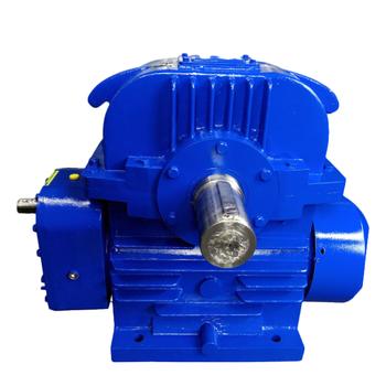 硫化机减速机_平面二次包络减速机_CWS系列圆弧齿蜗轮蜗杆减速机