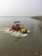 矿山救援8×8水陆两栖车转弯半径小的水陆两栖车图片