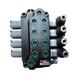 液压多路阀液压分配器螺纹M181.5万科液压多路阀手动换向阀