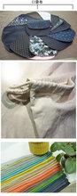 全棉坯布纯棉20x2060x6067坯布有梭织机克重145克全棉胚布口袋布纯棉面袋图片