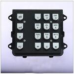 B508工业防爆电话机金属键盘