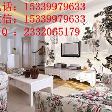 江西玄关3d背景画3d竹木纤维板厂家直销图片