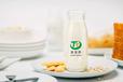 山东枣庄菏泽济宁天天禾鲜奶吧加盟条件利润投资费用。