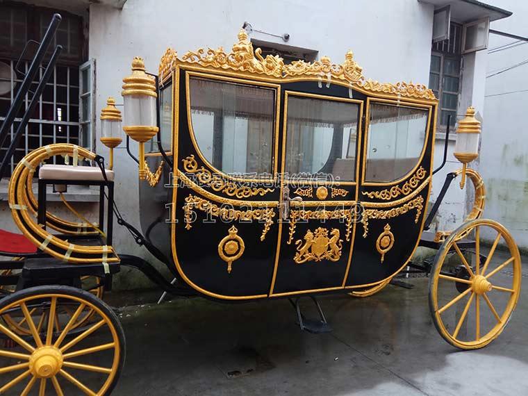 新款欧式贵族皇家马车