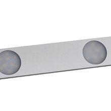 厂家LED橱柜灯手扫感应吊柜灯时尚超薄感应灯DC12V感应衣柜灯图片