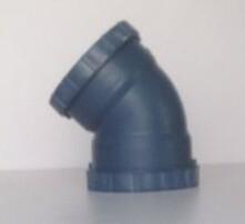 聚丙烯45度弯头,聚丙烯90度弯头,聚丙烯斜三通,聚丙烯顺水三通图片
