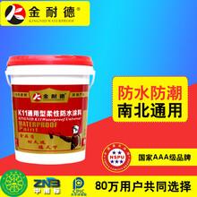 金耐德防水K11通用型瓷砖胶防水涂料图片